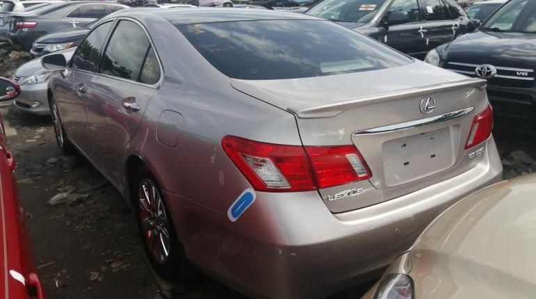 Lexus ES 2008 ₦3,600,000 for sale-5
