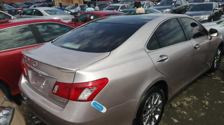 Lexus ES 2008 ₦3,600,000 for sale-6