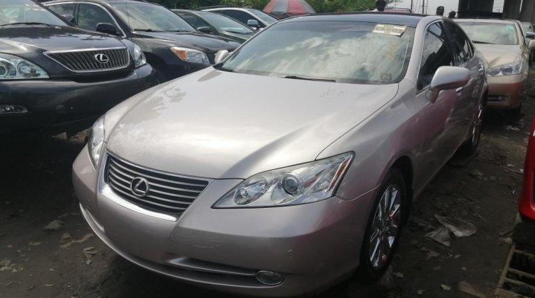 Lexus ES 2008 ₦3,600,000 for sale-0