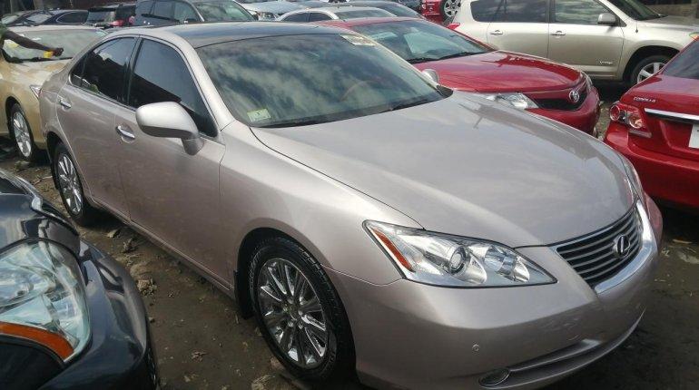 Lexus ES 2008 ₦3,600,000 for sale-7