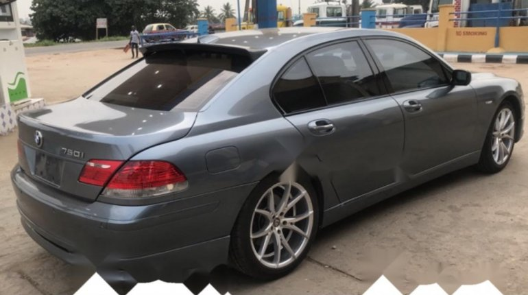 BMW 7 Series 2007-10