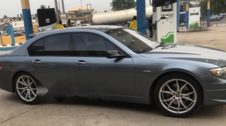 BMW 7 Series 2007-3