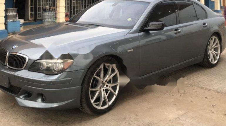 BMW 7 Series 2007-2