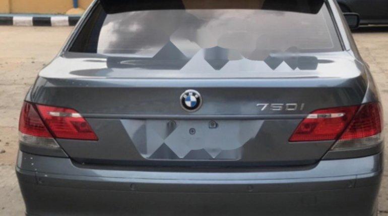 BMW 7 Series 2007-11
