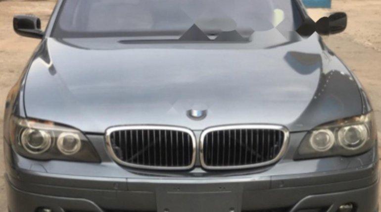 BMW 7 Series 2007-0