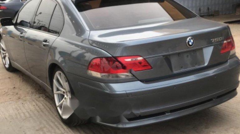 BMW 7 Series 2007-1