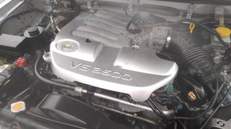 Nissan Pathfinder 2003-3