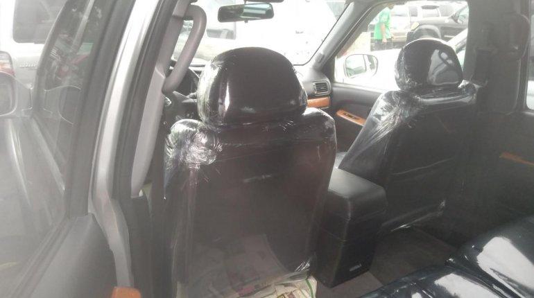 Nissan Pathfinder 2003-6