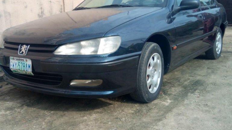 2005 Peugeot 406 for sale-13
