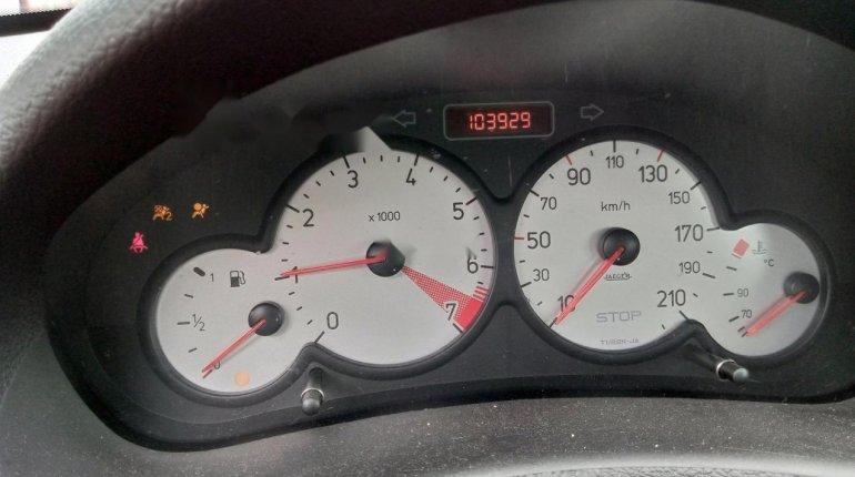 Peugeot 206 2004-0
