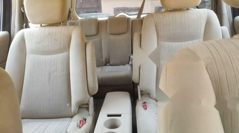 2012 Nissan Quest for sale in Lagos-1