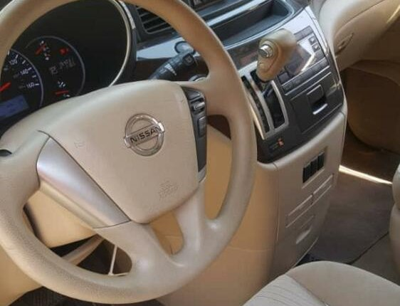 2012 Nissan Quest for sale in Lagos-2