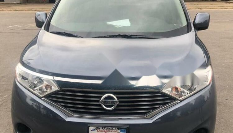 2012 Nissan Quest for sale in Lagos-6