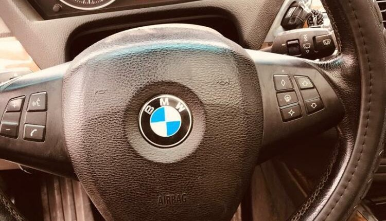 2007 BMW X5 for sale in Abuja-11