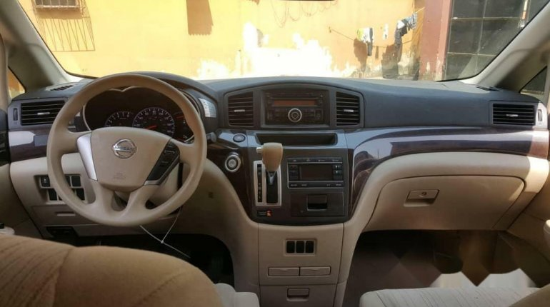 2012 Nissan Quest for sale in Lagos-0