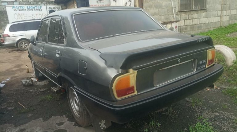1990 Peugeot 504 for sale in Lagos-0
