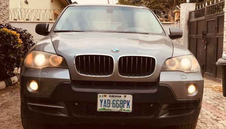 2007 BMW X5 for sale in Abuja-15