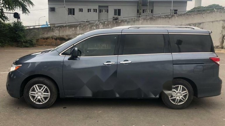 2012 Nissan Quest for sale in Lagos-4