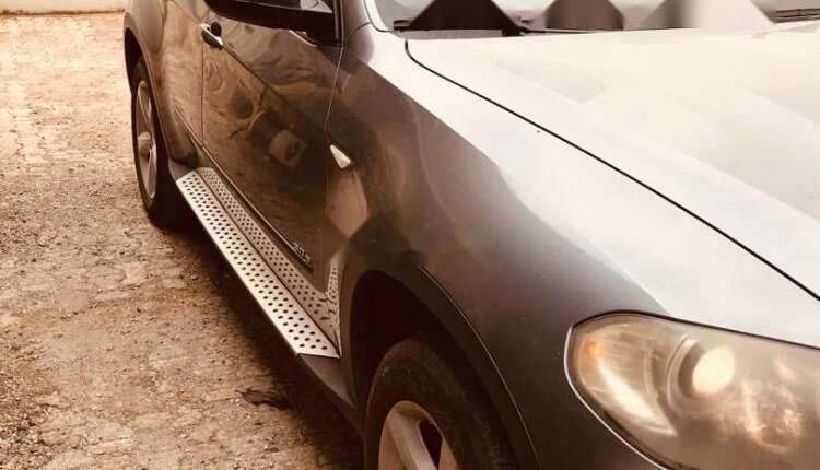 2007 BMW X5 for sale in Abuja-12