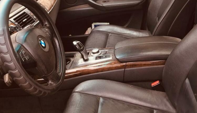 2007 BMW X5 for sale in Abuja-3