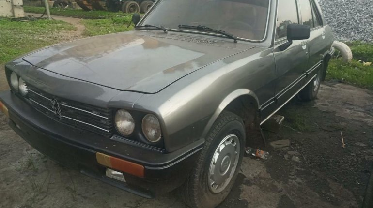 1990 Peugeot 504 for sale in Lagos-5