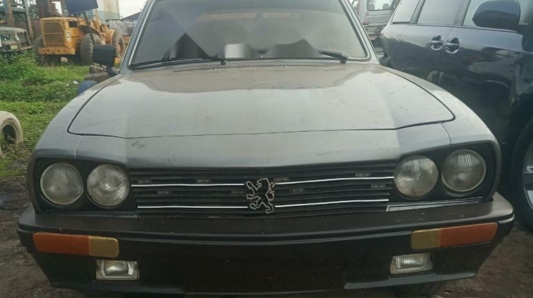 1990 Peugeot 504 for sale in Lagos-7