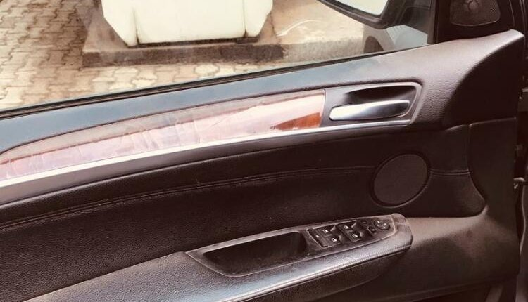 2007 BMW X5 for sale in Abuja-2