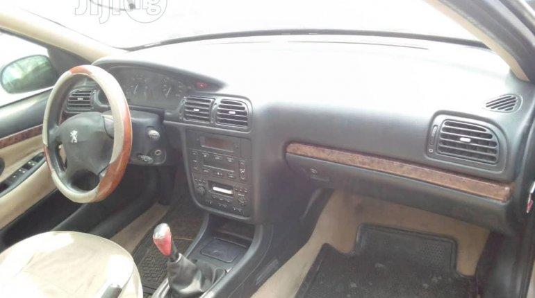 2002 Peugeot 406 for sale-12