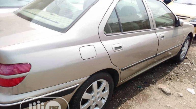 2002 Peugeot 406 for sale-7