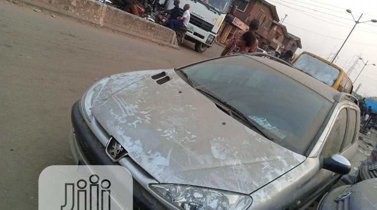 2004 Peugeot 206 for sale in Lagos-0