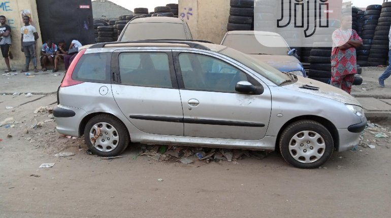 2004 Peugeot 206 for sale in Lagos-4