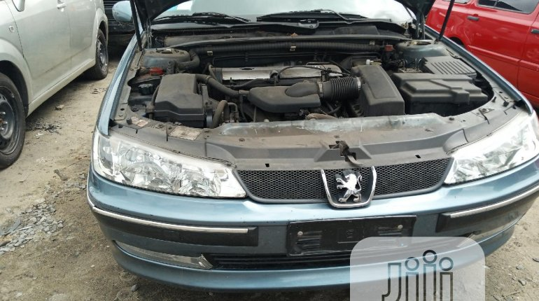 2002 Peugeot 406 for sale in Lagos-4