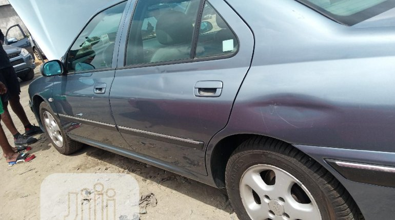 2002 Peugeot 406 for sale in Lagos-8