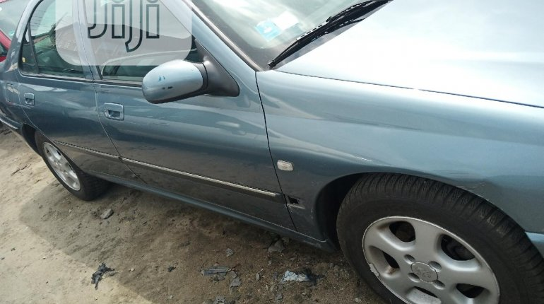 2002 Peugeot 406 for sale in Lagos-3