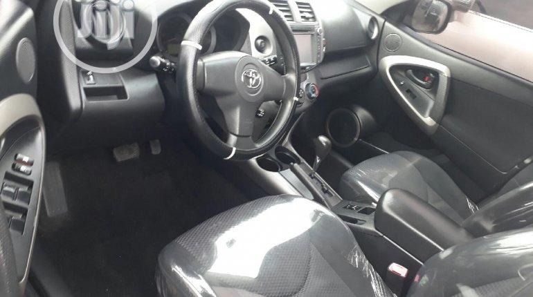 Toyota RAV4 2007-9