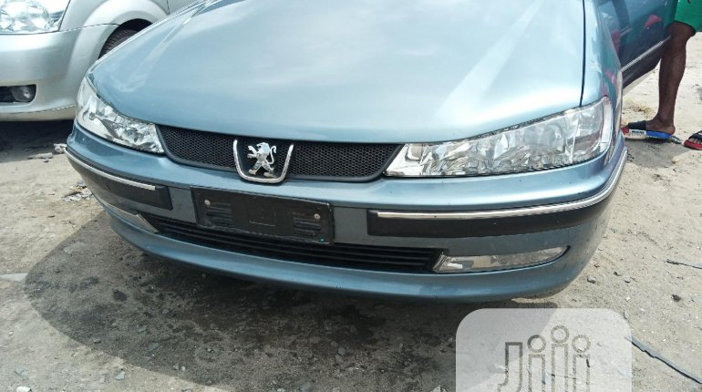 2002 Peugeot 406 for sale in Lagos-0