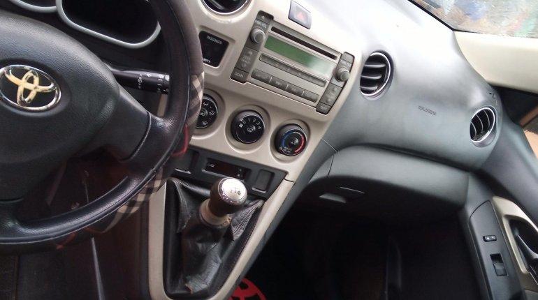 Toyota Matrix 2009-2