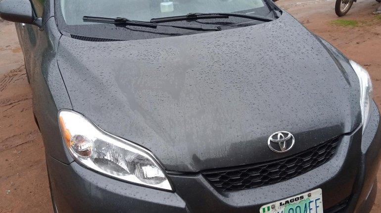 Toyota Matrix 2009-11