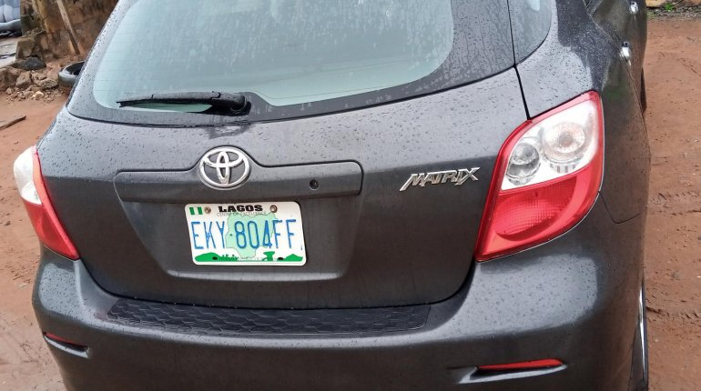 Toyota Matrix 2009-14