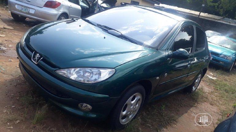 Peugeot 206 2005-0