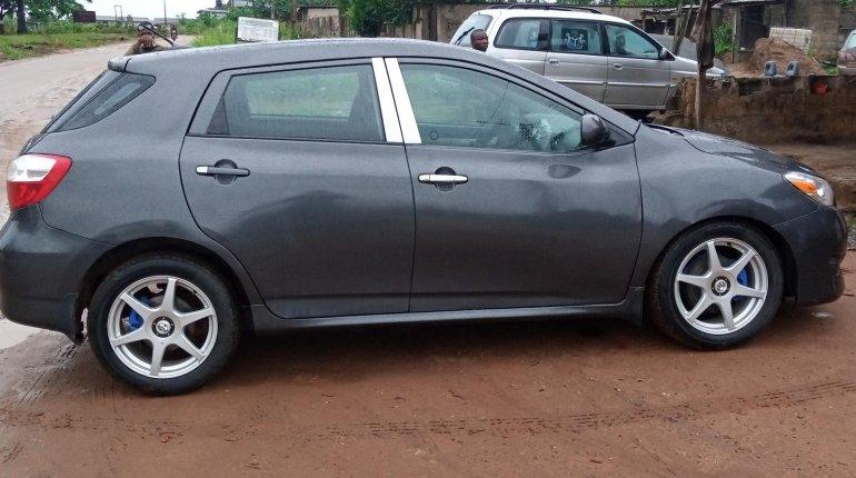 Toyota Matrix 2009-4