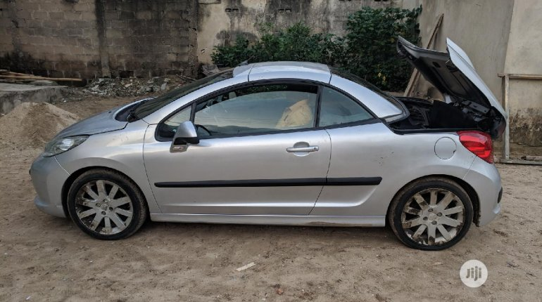 2005 Peugeot 207 for sale in Lagos-0