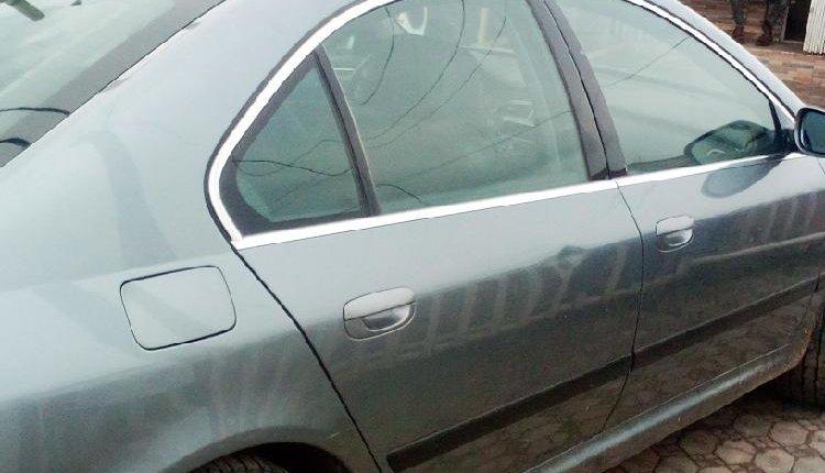 Peugeot 607 2010-2