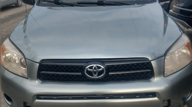 2007 Toyota RAV4 for sale in Lagos-0