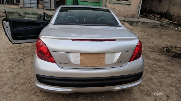2005 Peugeot 207 for sale in Lagos-2