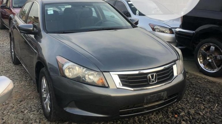 2009 Honda Accord for sale in Lagos-1