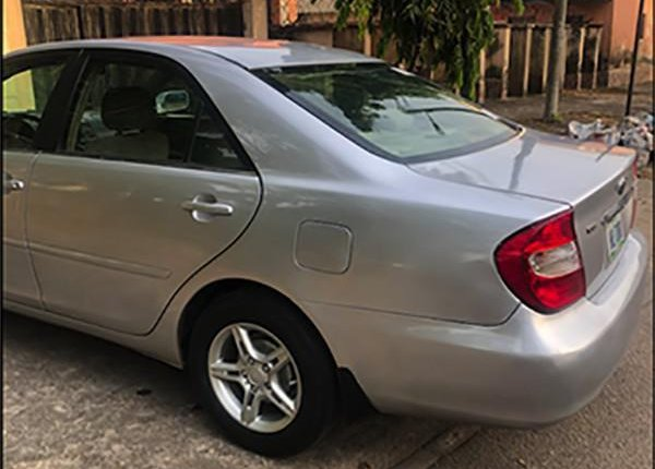 2003 Toyota Camry for sale-4